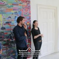 2016_Nana-Bastrup_Matvey-Slavin_Multimediale-Collagen_Kuenstlerhaus-im-Schlossgarten-in-Cuxhaven_01