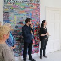 2016_Nana-Bastrup_Matvey-Slavin_Multimediale-Collagen_Kuenstlerhaus-im-Schlossgarten-in-Cuxhaven_02