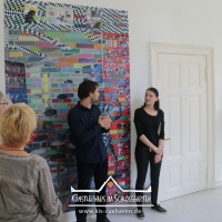 2016_Nana-Bastrup_Matvey-Slavin_Multimediale-Collagen_Kuenstlerhaus-im-Schlossgarten-in-Cuxhaven_04