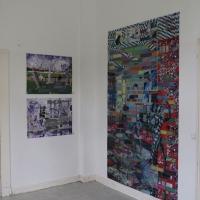 2016_Nana-Bastrup_Matvey-Slavin_Multimediale-Collagen_Kuenstlerhaus-im-Schlossgarten-in-Cuxhaven_15