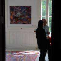 2016_Nana-Bastrup_Matvey-Slavin_Multimediale-Collagen_Kuenstlerhaus-im-Schlossgarten-in-Cuxhaven_32