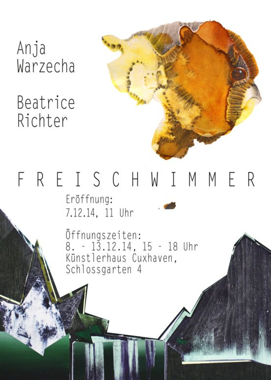 Beatrice-Rrichter_Anja-Warzecha_Freischwimmer