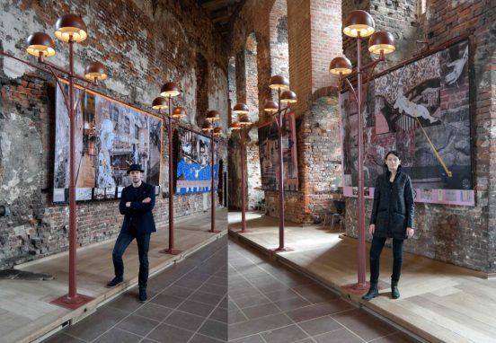 Enfants Terribles - Nana Bastrup und Matvey Slavin - Künstlerhaus im Schlossgarten in Cuxhaven