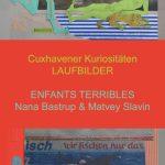 Cuxhavener Kuriositäten - Nana Bastrup und Matvey Slavin - Ausstellung 15.-28. August 2016 im Künstlerhaus im Schlossgarten in Cuxhaven