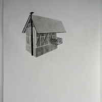 Maren Schimmer und Jea Lun Lee - Haus im Watt - Ausstellung von 25.11.-30.11.2013 - Künstlerhaus im Schlossgarten in Cuxhaven