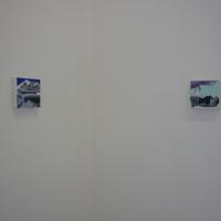Beatrice Richter und Anja Warzecha - FREISCHWIMMER - Ausstellung vom 08.12.-13.12.2014 - Künstlerhaus im Schlossgarten in Cuxhaven