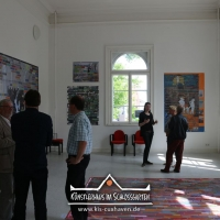 2016_Nana-Bastrup_Matvey-Slavin_Multimediale-Collagen_Kuenstlerhaus-im-Schlossgarten-in-Cuxhaven_10