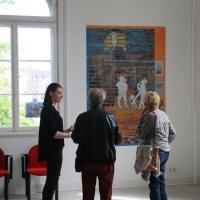 2016_Nana-Bastrup_Matvey-Slavin_Multimediale-Collagen_Kuenstlerhaus-im-Schlossgarten-in-Cuxhaven_16