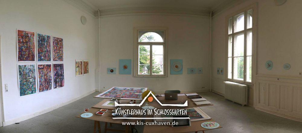 2017_Ausstellung_von_Jang-Unui_und_Johannes-Ulrich-Kubiak_Kuenstlerhaus-im-Schlossgarten-in-Cuxhaven