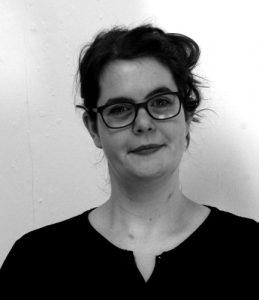 Lena Buhrmann ist im Sommer 2018 Stipendiatin im Künstlerhaus im Schlossgarten in Cuxhaven