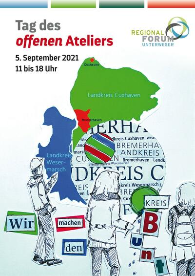 Tag des offenen Ateliers 2021 in Cuxhaven